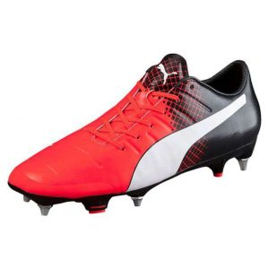 scarpe puma rosse e nere